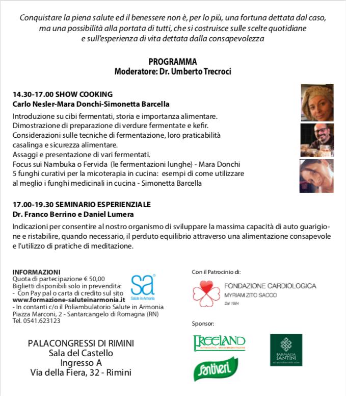 Dott. Umberto Trecroci - 21 giorni per rinascere 3