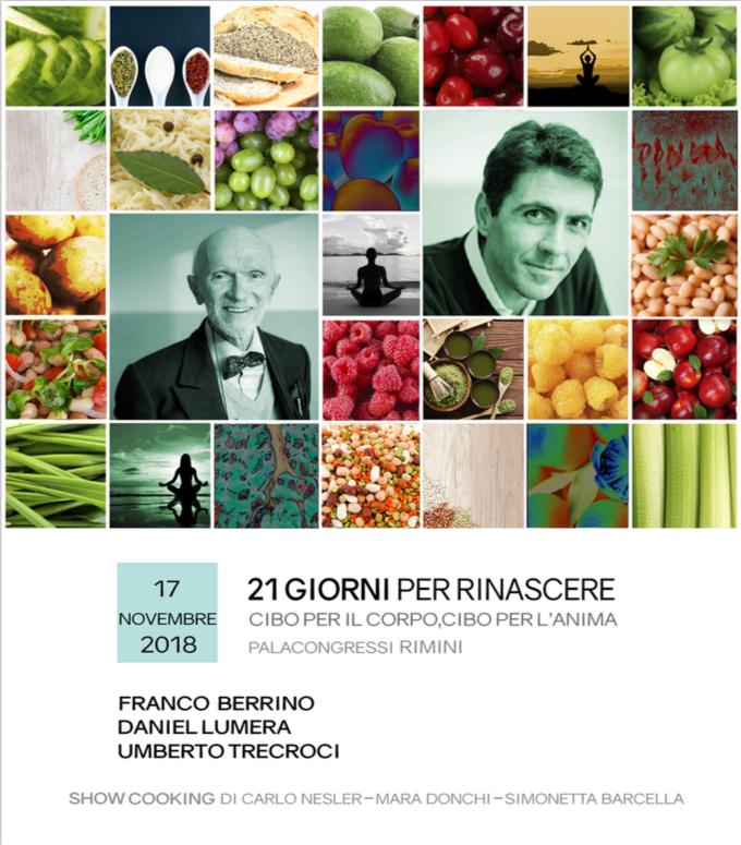 Dott. Umberto Trecroci - 21 giorni per rinascere